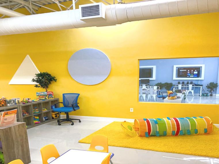 Infant Playroom