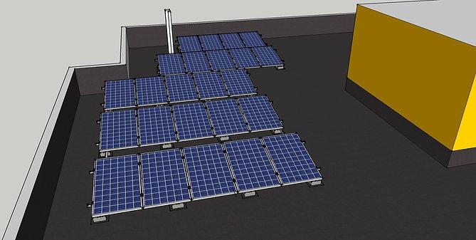 progetto di impianto fotovoltaico