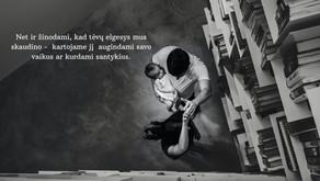 Kaip palikti skausmingos vaikystės šešėlį praeityje? Antrasis straipsnis