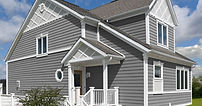 Siding Installation / Siding Cleaning