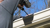 Gutter Repair, Gutter repair tool