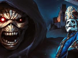 GHOST e Iron Maiden: Papa Emeritus IV è adesso un personaggio disponibile in Legacy of the Beast!