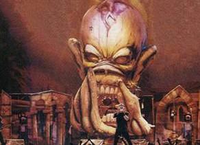 Quella volta che gli Iron Maiden fecero flop a Roma...