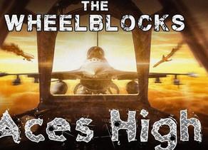 Cover di Aces High con membri di Avenged Sevenfold, Alice Cooper, Fozzy, Vio-Lence e Three 6 Mafia!