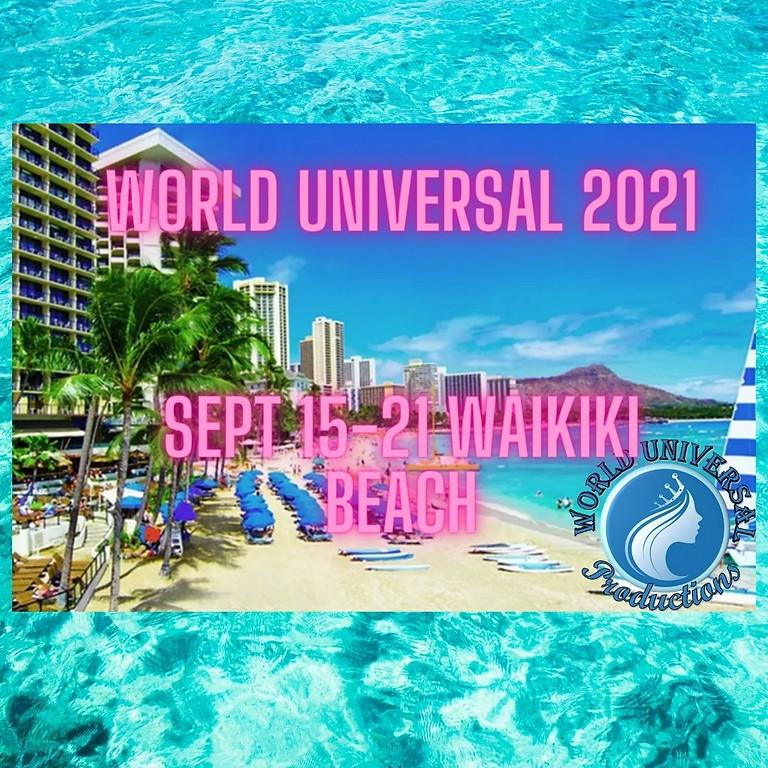 World Universal Productions International Event