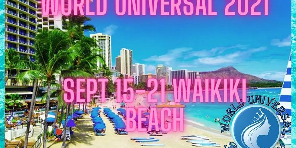 World Universal International Event