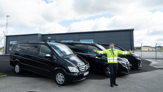 Brand New FBO Facility in Stavanger