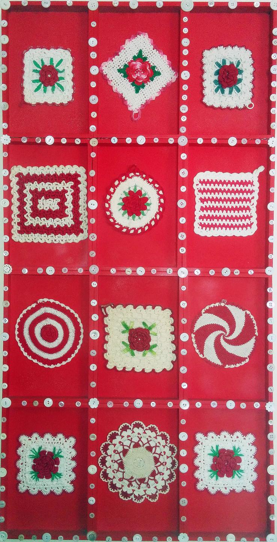 Kitchen Quilt, circa 1990