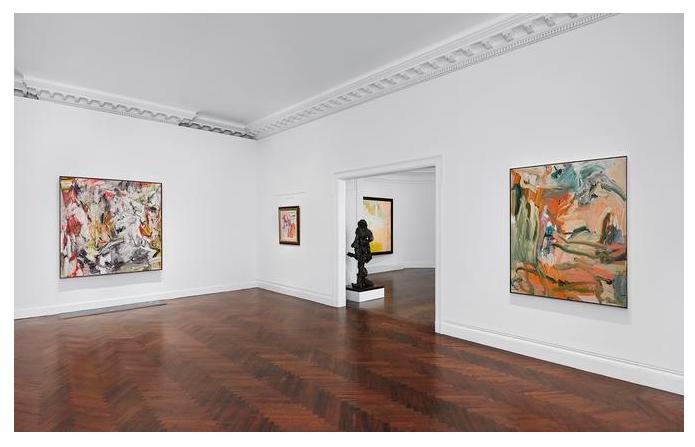 Installation View Mnuchin Gallery