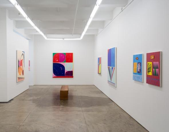 Installation View Morgan Lehman Gallery