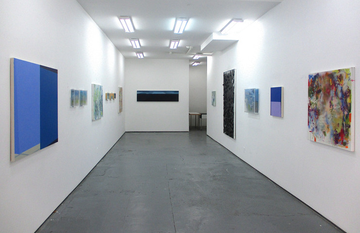 PENDULUM of TIME (March - June 2020), Installation View Lichtundfire (detail)