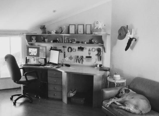 Desktop Girl Studio view