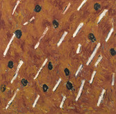 Pat Passlof Bear, 1997-98 Oil on linen 67.5 x 68 inches Image credit: Milton Resnick and Pat Passlof Foundation.