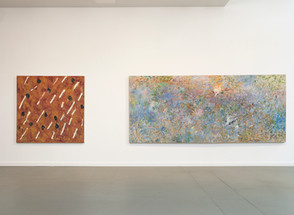 Installation images courtesy of the Milton Resnick and Pat Passlof Foundation, 2019. Photograph credit: Brian Buckley.