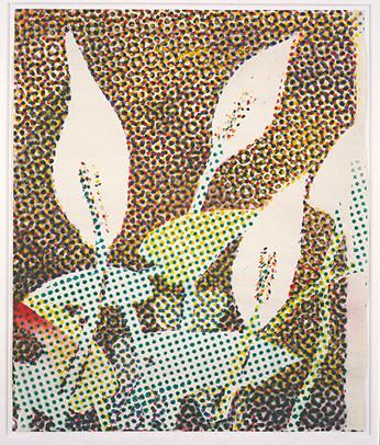 Polke, Ohne Titel, 1969