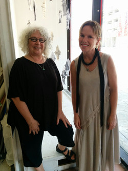 Susan Gold & Collette Broeders