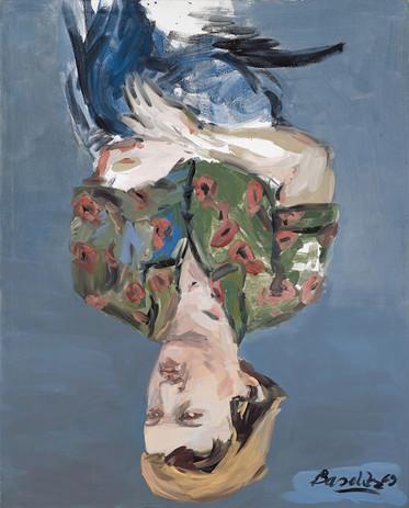 Fifties Portrait - M.W., 1969
