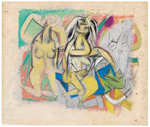 de Kooning: Five Decades