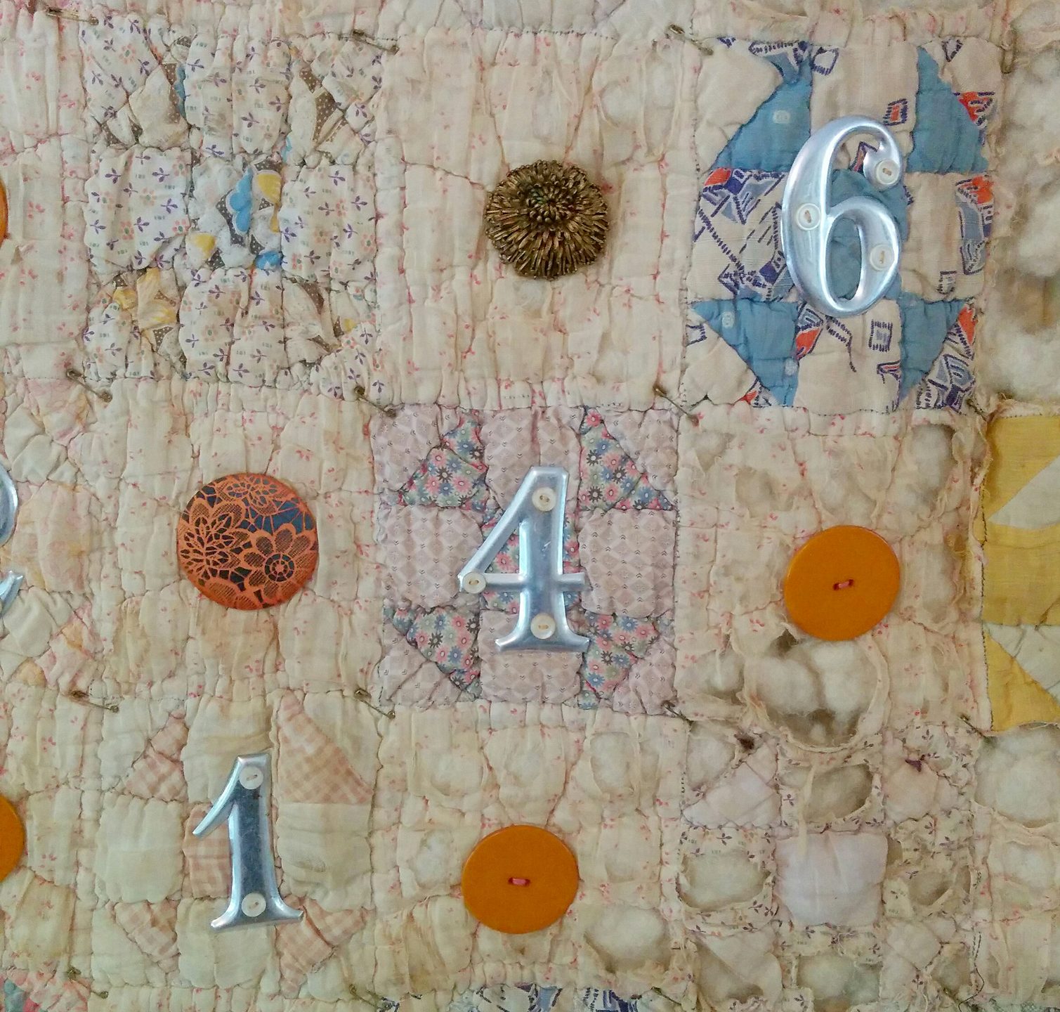 Quilt by Number, circa 1990