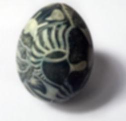 KONISHI_egg (old sleepy raisin) 2020_3cr