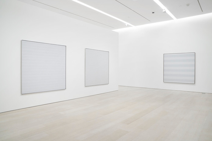 Pace Gallery, New York Agnes Martin The Distillation of Color On View May 5–Jun 26, 2021