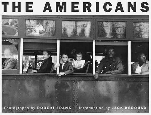 The Americans: Robert Frank Book Cover