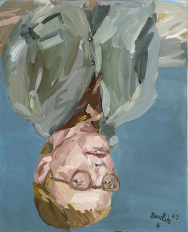 Portrait of K.L. Rinn, 1969