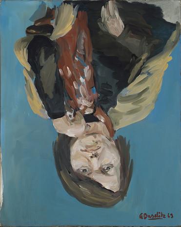 Portrait of Elke I, 1969