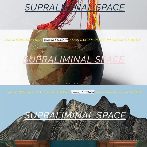 SUPRALIMINAL SPACE