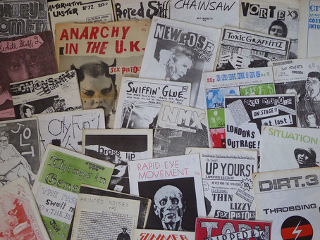The World of Zines with Mal