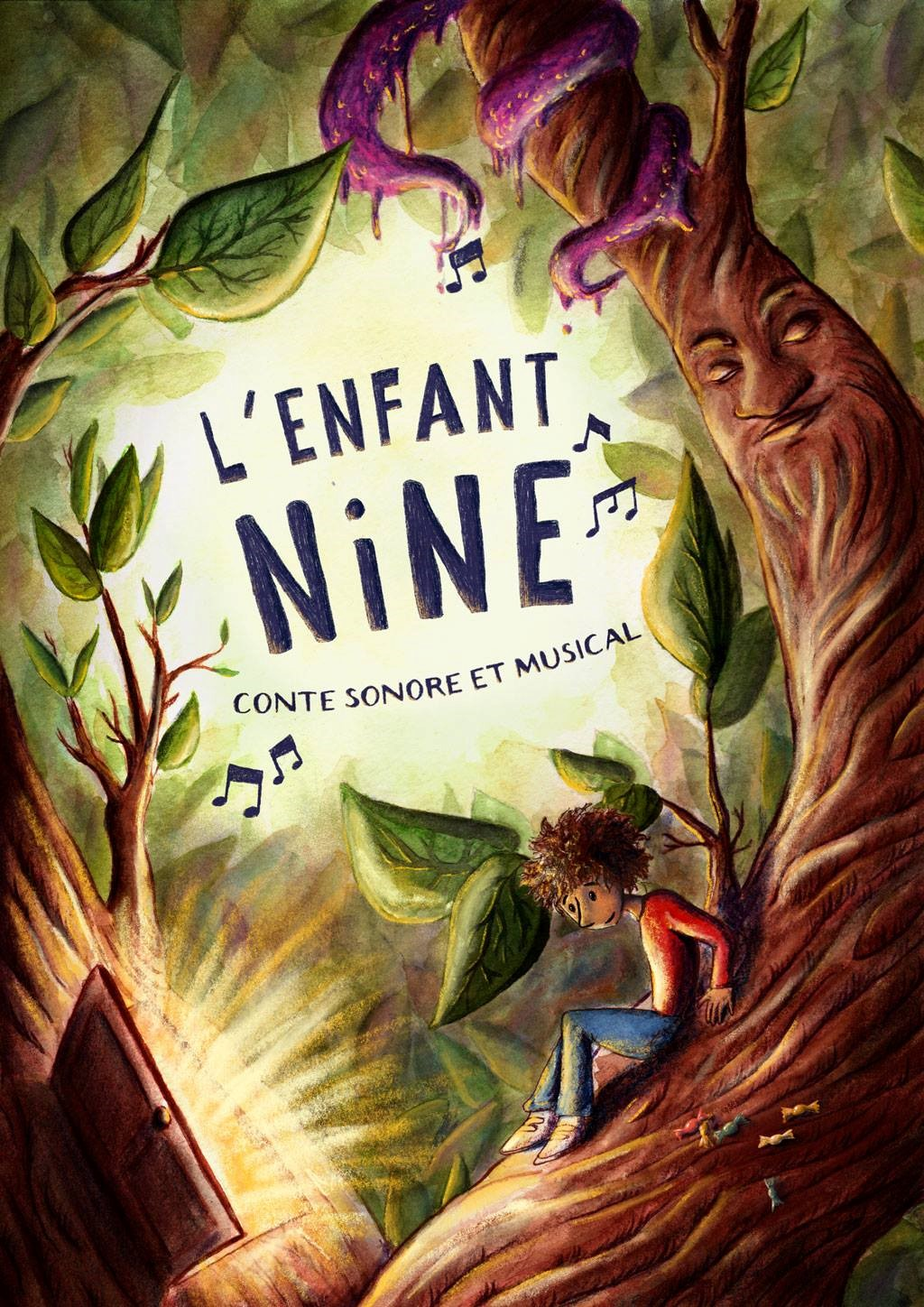 L'ENFANT NINE