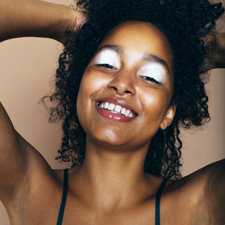 Beauty for MERó  Model: Simi Morris at J'adore Models  Photographer: Rosie Woods  Hair & Makeup: Alice Marie Rouillon