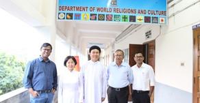Cao Đài Course at Dhaka University