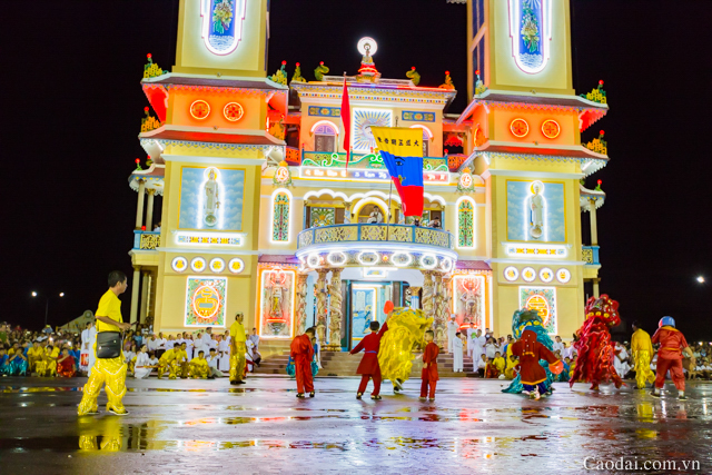 The Diêu Trì Festival (Mid-autumn)