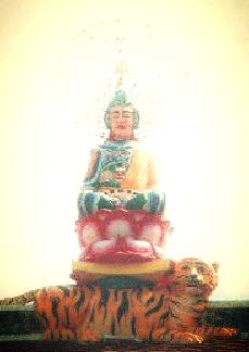 The Maitreya Buddha
