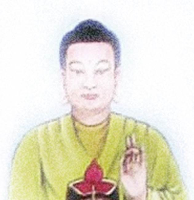 His Holiness Gautama Buddha