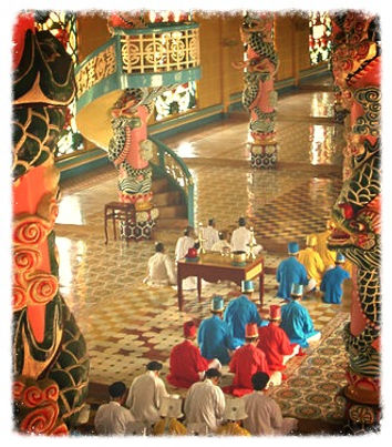 Caodai, Holy See, Nine Divine Plane Body, religion, buddhism, taoism, christianity, caodaism, spirit, happiness, divine, compassion, peace