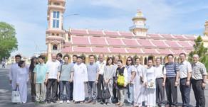Visit by Overseas Scholars