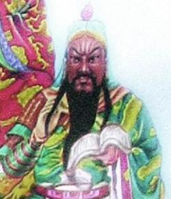His Holiness Guan Sheng