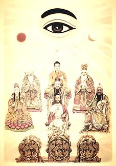 caodai, divine beings, Buddha, Gautama, Laozi, Confucius, Li Po, Guan Yin, Jesus, Guan Gong, religion, buddhism, taoism, christianity, religion, buddhism, taoism, christianity, caodaism, spirit, happiness, divine, compassion, peace