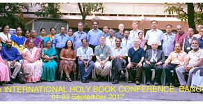 The 7th International Holy Book Conference in Thailand