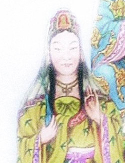 Her Holiness Guanyin