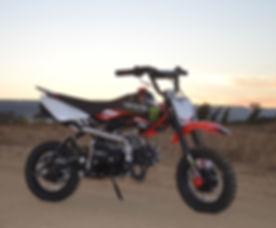 Rebel Racing - 70cc Temecula Sunset