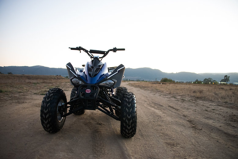 Rebel Racing - 150cc ATV Temecula Sunset