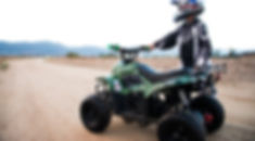 Rebel Racing - 110cc Atv Temecula Sunset