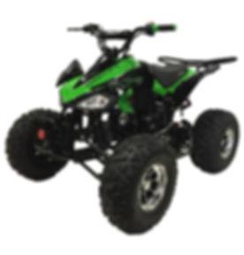 Rebel Racing - 125cc Sport Atv