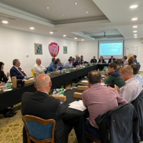 "The first regional workshop within the three-year project ""Regional Action for Combating Forest..."