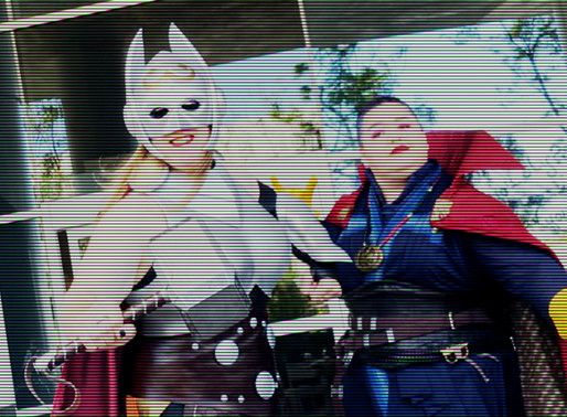 Creepy Quest: San Diego Comic Con 2019 Day 4 & 5