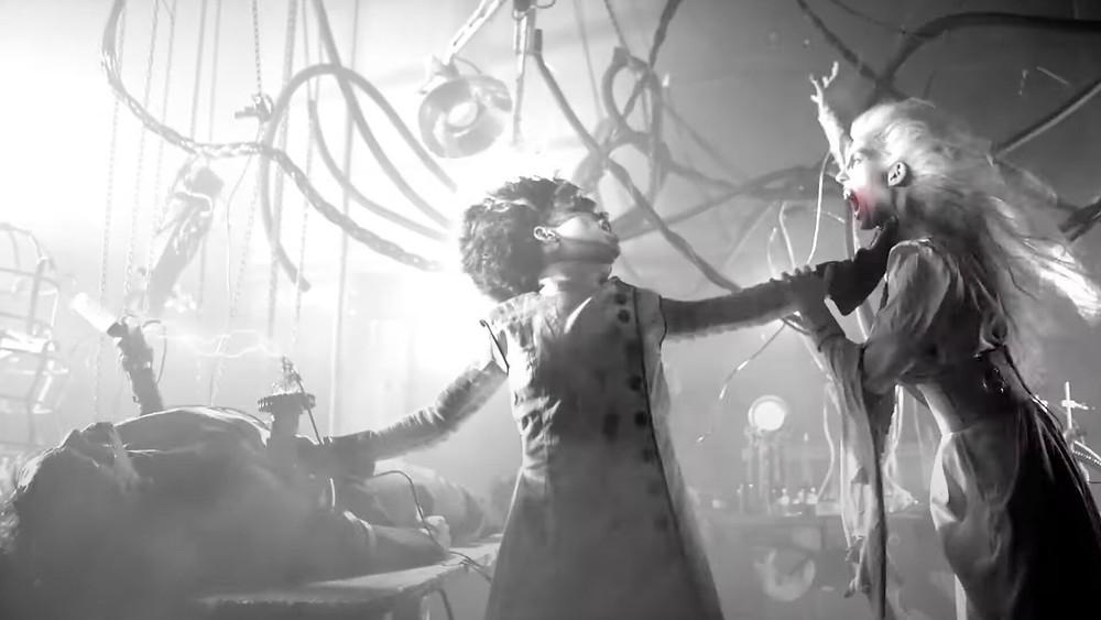 The Bride of Frankenstein Lives, Halloween Horror Nights