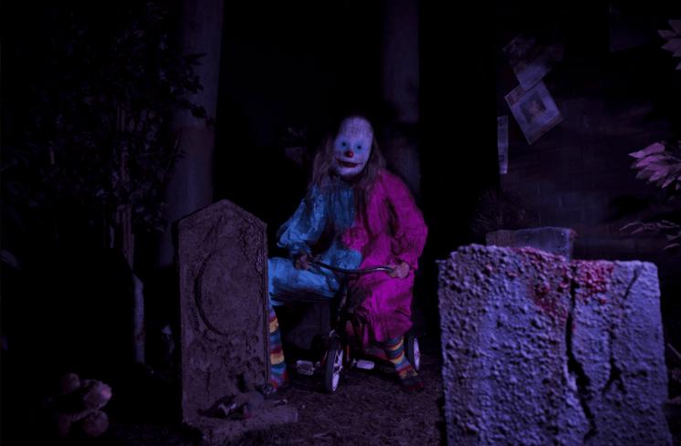 The Clown Academy c/o Intruder Escape